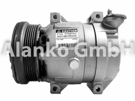 Compresseur, climatisation - TSR - TSR-550650