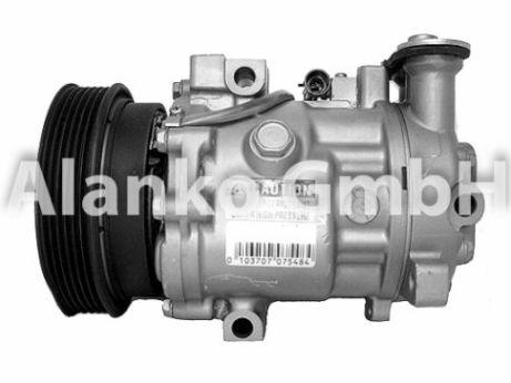 Compresseur, climatisation - TSR - TSR-550693