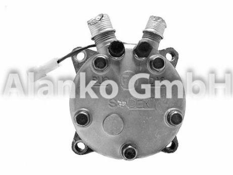 Compresseur, climatisation - TSR - TSR-550699
