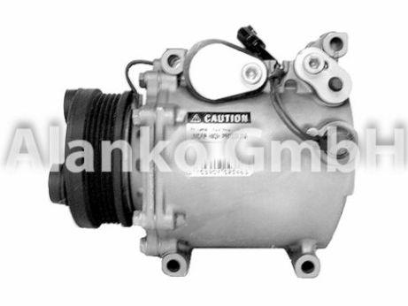Compresseur, climatisation - TSR - TSR-550724