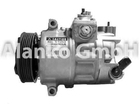 Compresseur, climatisation - TSR - TSR-550725