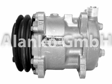 Compresseur, climatisation - TSR - TSR-550734