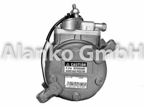 Compresseur, climatisation - TSR - TSR-550753