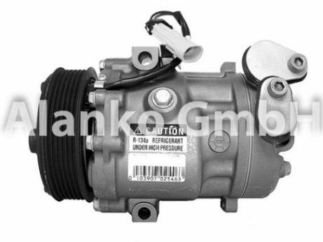 Compresseur, climatisation - TSR - TSR-550785