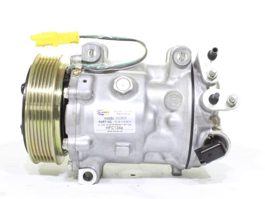 Compresseur, climatisation - TSR - TSR-550806