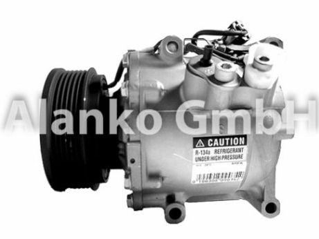 Compresseur, climatisation - TSR - TSR-550870