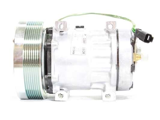 Compresseur, climatisation - TSR - TSR-551296