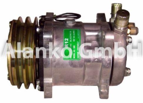 Compresseur, climatisation - TSR - TSR-553014