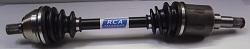 Arbre de transmission - RCA FRANCE - AF337N