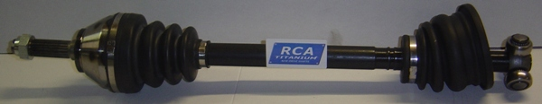 Arbre de transmission - RCA FRANCE - DA302N