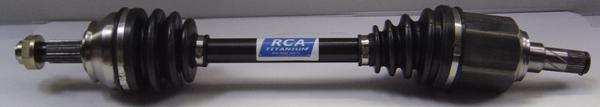 Arbre de transmission - RCA FRANCE - F618N