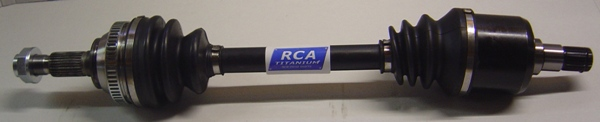 Arbre de transmission - RCA FRANCE - LR104AN