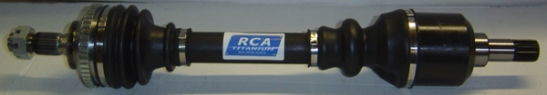 Arbre de transmission - RCA FRANCE - P205AN