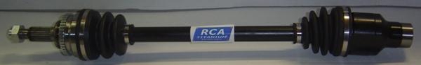 Arbre de transmission - RCA FRANCE - SU281AN