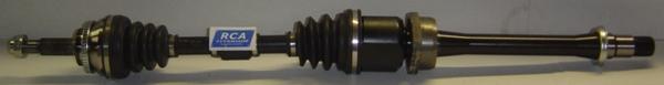 Arbre de transmission - RCA FRANCE - T302AN