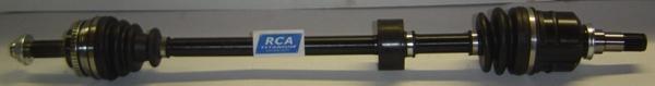 Arbre de transmission - RCA FRANCE - T400AN
