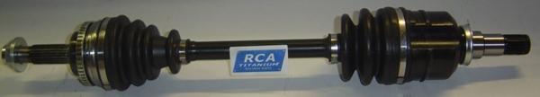 Arbre de transmission - RCA FRANCE - T401AN